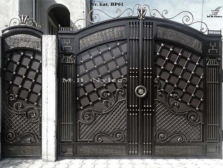 Kuta brama pełna bp61