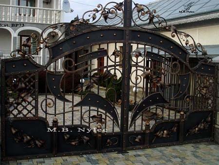 brama do rezydencji bp73