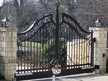 brama do rezydencji bp104