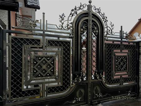 ekskluzywna brama kuta bp96