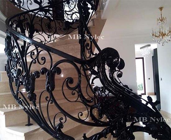 Ekskluzywna balustrada Glamour ba5