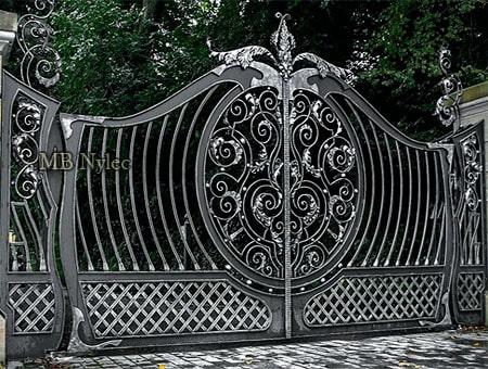 brama w stylu modern bp263