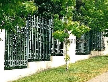 kute ogrodzenie parkowe dworskie bp219