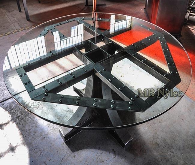 Stół w stylu loft mkd2