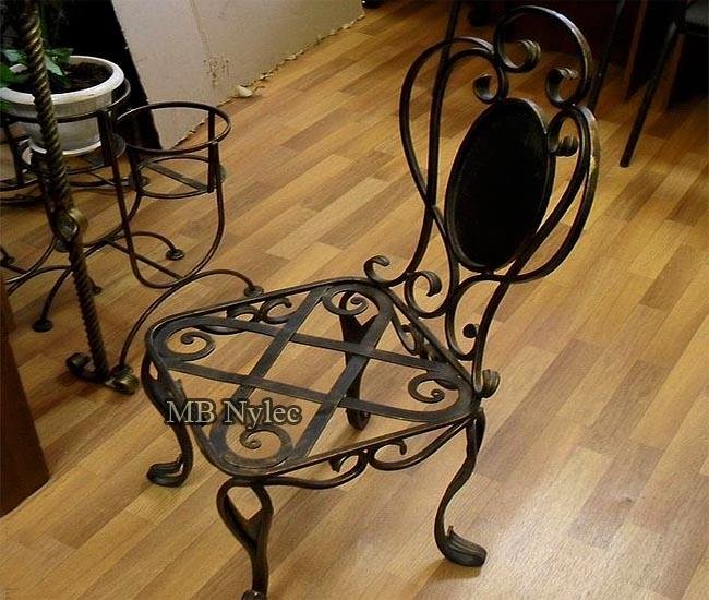 krzesło kute mk80