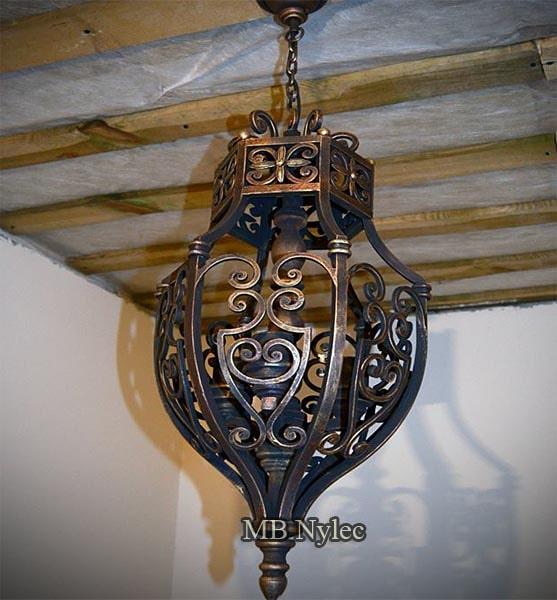 kuta wisząca lampa wewnętrzna ww43