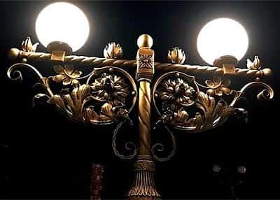 Lampy kute