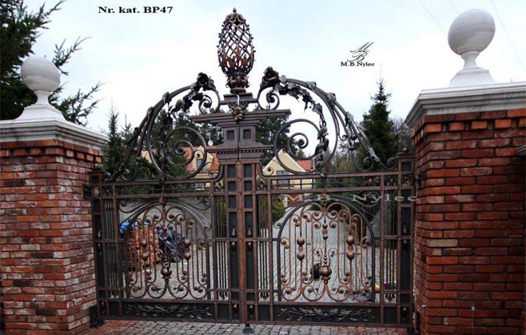 Tradycyjna brama kuta bp47