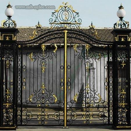 brama pałacowa bp14