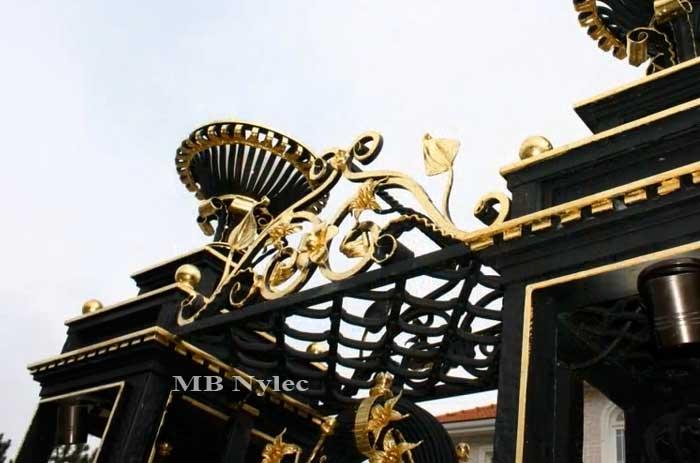 bramy pałacowe mb nylec