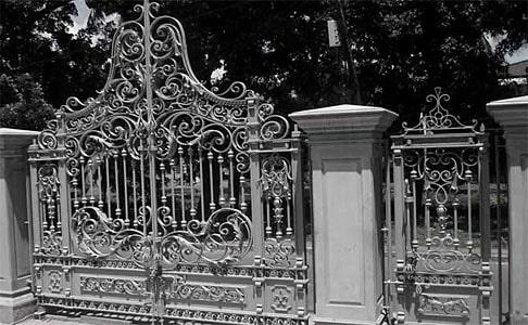 bramy tradycyjne
