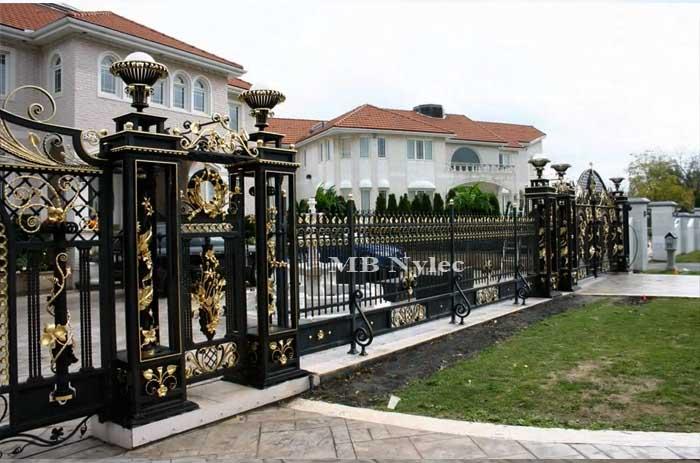 kuta brama pałacowa bp46