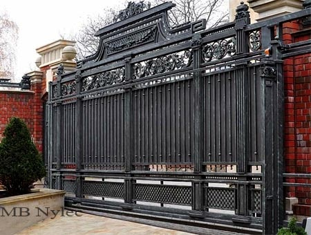 ekskluzywna brama dworska bp94