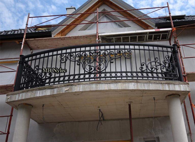 Ekskluzywne balkony kute ba49