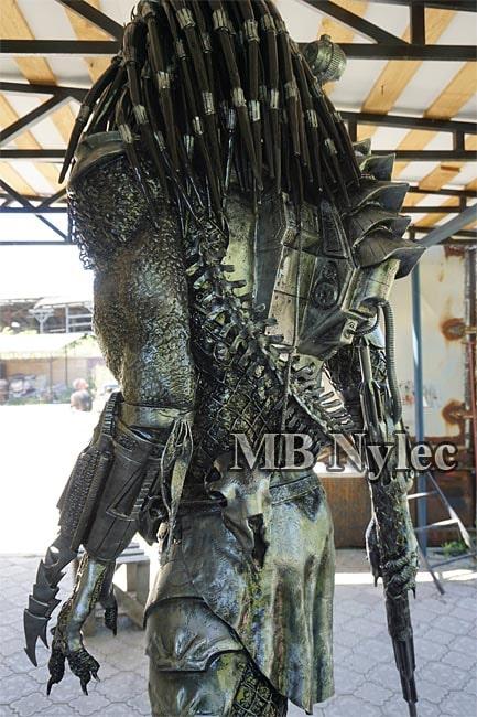 Figury metalowe producent brąz stal