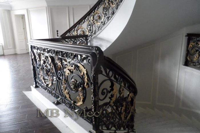 Kuta balustrada barokowa ba54