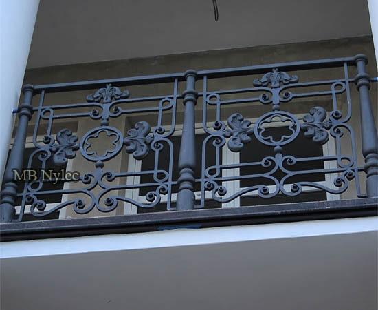 Kuta balustrada dworska ba42