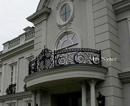 Kuta balustrada dworska ba48