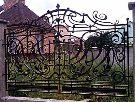 kute ogrodzenie bp258