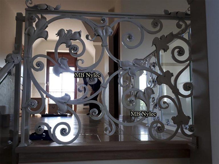 luksusowe balustrady do rezydencji nowoczesne