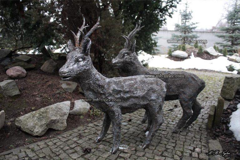 zwierzęta kowalskie wykute z metalu kowalstwo metaloplastyka