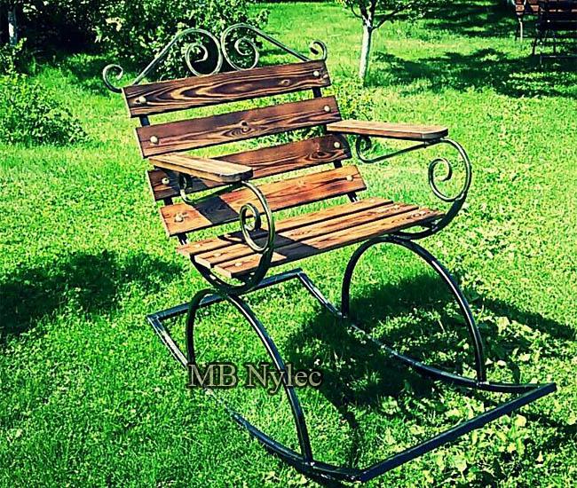 Fotel bujany loft mk65
