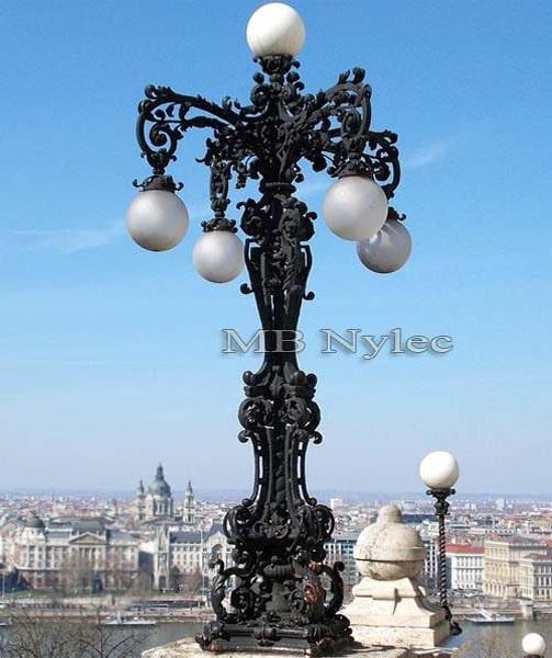 Lampa barokowa