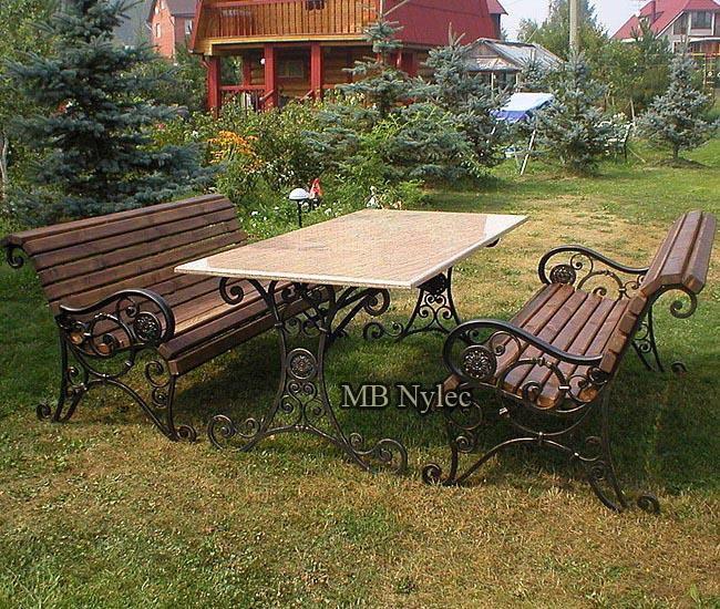 Zestaw mebli ogrodowych mk73