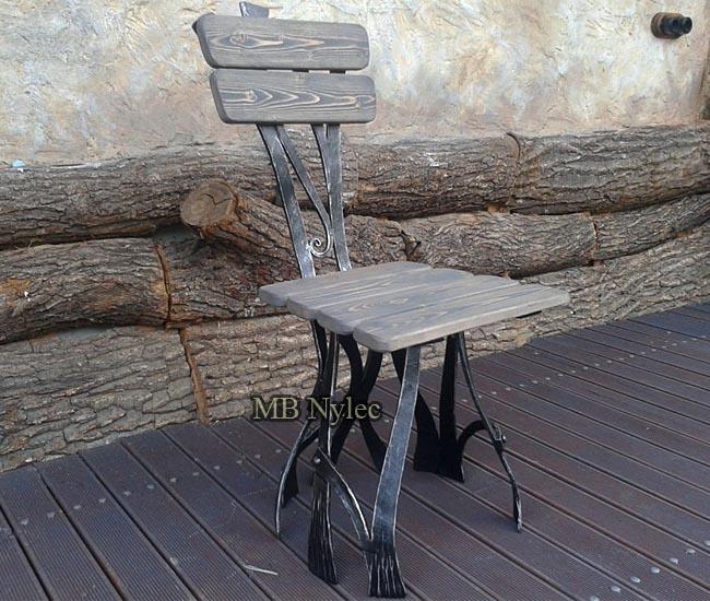 krzesło loftowe mk77