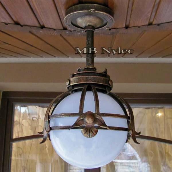 kuta wisząca lampa ogd45