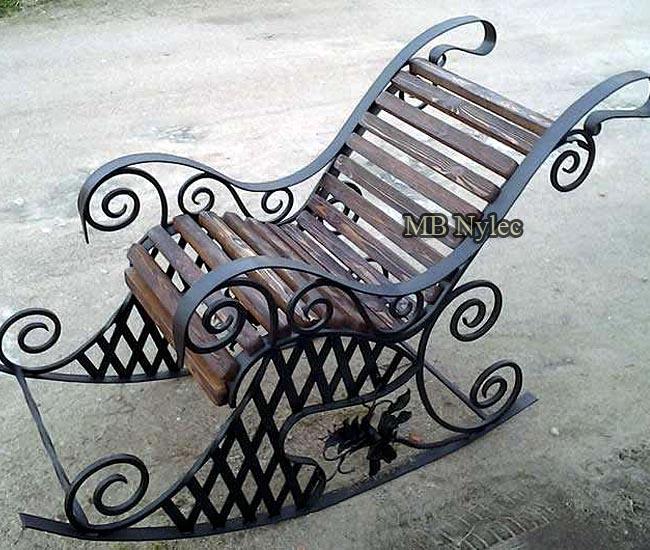 kuty fotel bujany mk63
