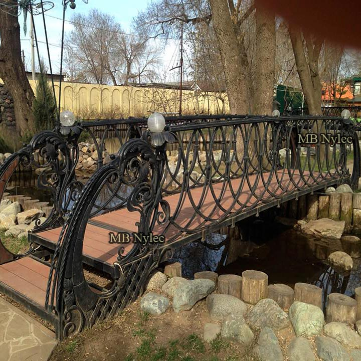 kuty mostek ogrodowy am2
