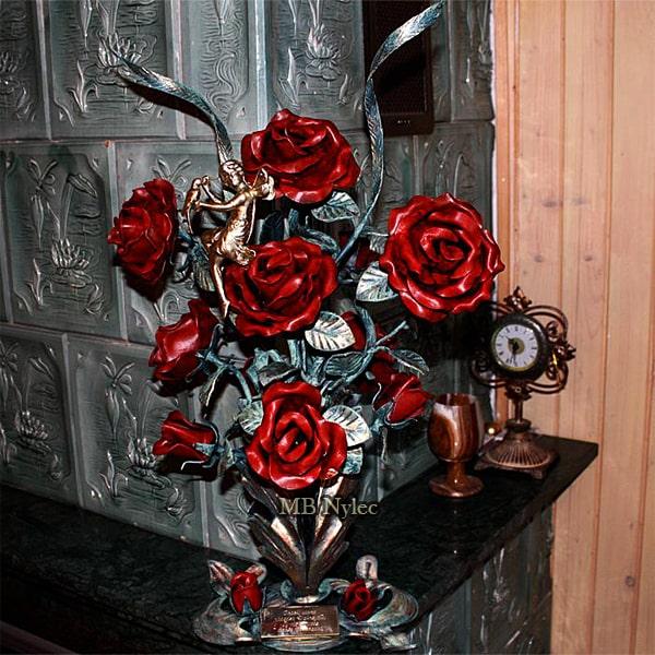 Bukiet kutych kwiatów RWS6