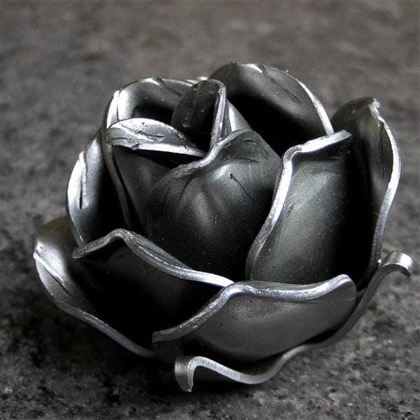 Kuta róża stalowa fi 57mm k3