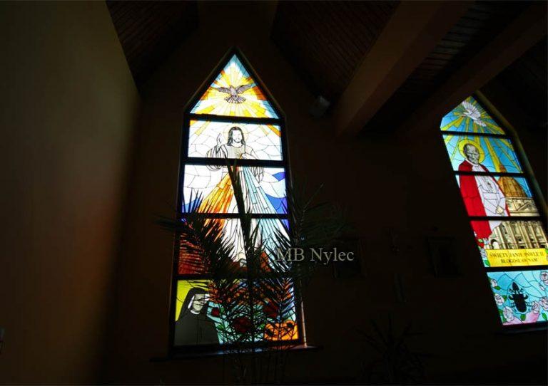 Witraże do kościołów najwyższa jakość wykonania