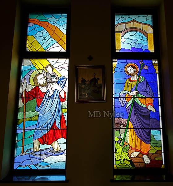 Witraże sakralne do kościołów