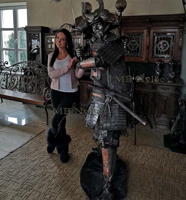 Galeria rzeźb stalowych