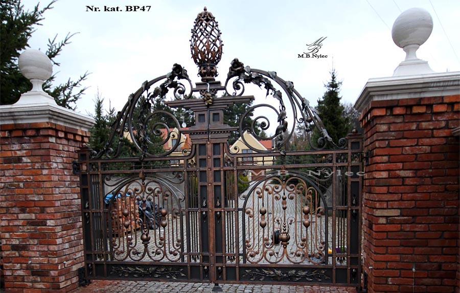 ekskluzywne bramy