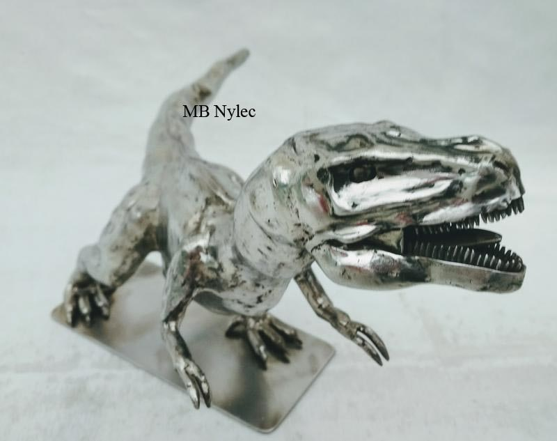 metaloplastyka rzeżba ze stali