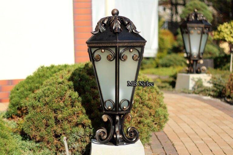 kowalstwo podkarpacie lampy kute