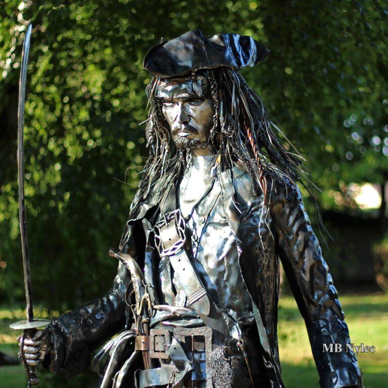 piraci z karaibów metaloplastyka kowalstwo