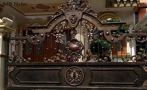 Ekskluzywne orientalne bramy kute