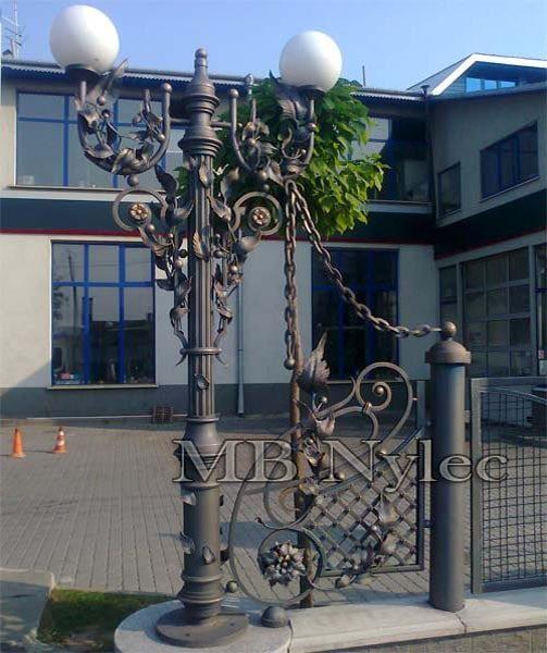 lampa ogrodowa parkowa kuta ogd119